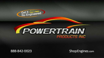 Powertrain Products TV Spot, 'Forget Re-Builts' - Thumbnail 3