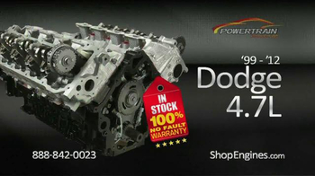 Powertrain Products TV Spot, 'Forget Re-Builts' - Thumbnail 6