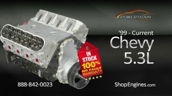 Powertrain Products TV Spot, 'Forget Re-Builts' - Thumbnail 7