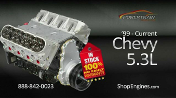 Powertrain Products TV Spot, 'Forget Re-Builts' - Thumbnail 8