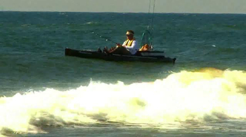 Hobie MirageDrive Kayak TV Spot, 'Enjoy the Ride' - Thumbnail 2