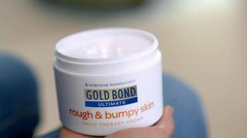 Gold Bond Ultimate Rough & Bumpy Skin TV Spot, 'Exfoliates and Softens' - Thumbnail 3