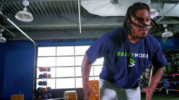 Skittles TV Spot, 'Marshawn Lynch Gears Up for NFL Season' - Thumbnail 7