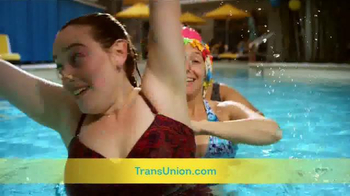 TransUnion TV Spot, 'Dive In' - Thumbnail 4