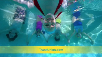 TransUnion TV Spot, 'Dive In' - Thumbnail 6