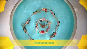 TransUnion TV Spot, 'Dive In' - Thumbnail 8
