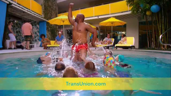 TransUnion TV Spot, \'Dive In\'