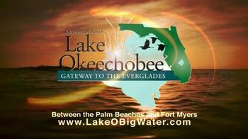 Lake Okeechobee TV Spot, 'Gateway to the Everglades' - Thumbnail 10