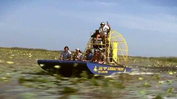 Lake Okeechobee TV Spot, 'Gateway to the Everglades' - Thumbnail 4