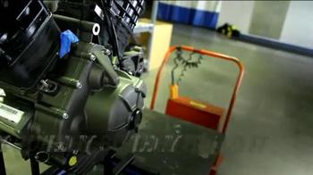 Amsoil Dominator Racing Oil TV Spot, 'Punish It' Featuring Erik Buell - Thumbnail 1