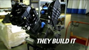 Amsoil Dominator Racing Oil TV Spot, 'Punish It' Featuring Erik Buell - Thumbnail 2