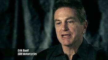 Amsoil Dominator Racing Oil TV Spot, 'Punish It' Featuring Erik Buell - Thumbnail 4