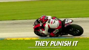 Amsoil Dominator Racing Oil TV Spot, 'Punish It' Featuring Erik Buell - Thumbnail 5