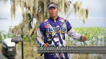 Okuma Fishing TCS Rods TV Spot, 'Get the Results you Want'