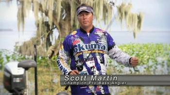 Okuma Fishing TCS Rods TV Spot, 'Get the Results you Want' - Thumbnail 2