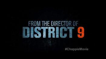 Chappie - Alternate Trailer 3