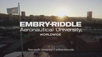 Embry-Riddle Aeronautical University TV Spot, 'Virtually Anywhere: City' - Thumbnail 10