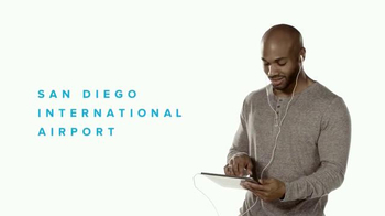 San Diego International Airport TV Spot, 'Mall With a Runway' - Thumbnail 8