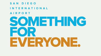 San Diego International Airport TV Spot, 'Mall With a Runway' - Thumbnail 9