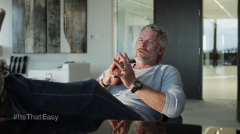 Wix.com Super Bowl Campaign TV Spot, 'What is Brett Favre's Next Move?' - Thumbnail 2