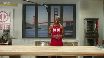 Wix.com Super Bowl Campaign TV Spot, 'See What Terrell Owens is Up to Now' - Thumbnail 3