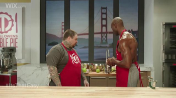 Wix.com Super Bowl Campaign TV Spot, 'See What Terrell Owens is Up to Now' - Thumbnail 7
