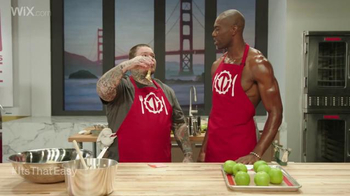 Wix.com Super Bowl Campaign TV Spot, 'See What Terrell Owens is Up to Now' - Thumbnail 8