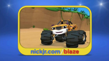 NickJr.com/Blaze TV Spot