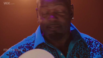 Wix.com Super Bowl Campaign TV Spot, 'Emmitt Smith's Line Dancing Moves' - Thumbnail 2