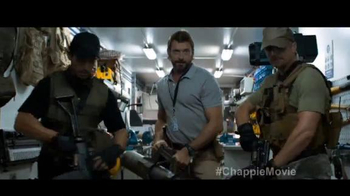 Chappie - Alternate Trailer 2