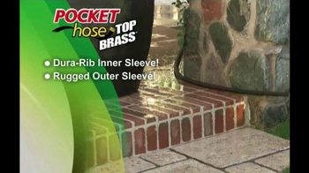 Pocket Hose Top Brass TV Spot, 'A Better Hose' - Thumbnail 6