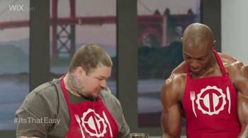 Wix.com Super Bowl Campaign TV Spot, 'Pumping Iron' Feat. Terrell Owens - Thumbnail 9