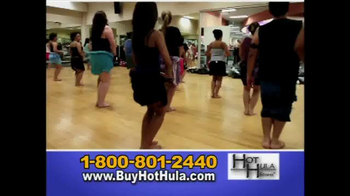 Hot Hula Fitness TV Spot, 'Get It All!' - Thumbnail 1