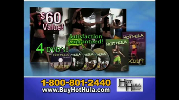 Hot Hula Fitness TV Spot, 'Get It All!' - Thumbnail 10