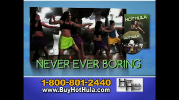 Hot Hula Fitness TV Spot, 'Get It All!' - Thumbnail 2