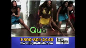 Hot Hula Fitness TV Spot, 'Get It All!' - Thumbnail 3
