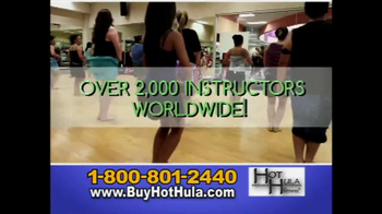 Hot Hula Fitness TV Spot, 'Get It All!' - Thumbnail 5