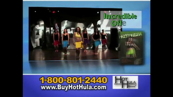 Hot Hula Fitness TV Spot, 'Get It All!' - Thumbnail 8
