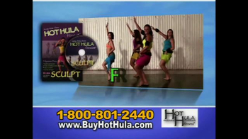 Hot Hula Fitness TV Spot, 'Get It All!' - Thumbnail 9