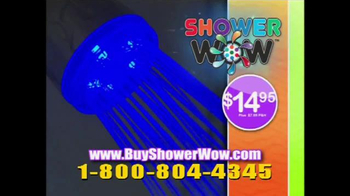 Shower Wow TV Spot, 'Party in the Shower' - Thumbnail 6