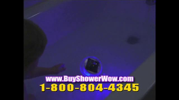 Shower Wow TV Spot, 'Party in the Shower' - Thumbnail 7