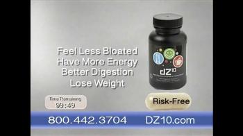 DZ10 TV Spot, 'After a Large Meal' - Thumbnail 9