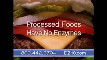 DZ10 TV Spot, 'After a Large Meal' - Thumbnail 6