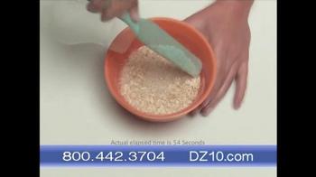 DZ10 TV Spot, 'After a Large Meal' - Thumbnail 7