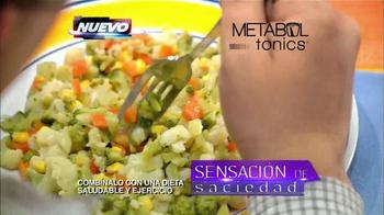 Metaboltonics TV Spot, 'Ricardo Crespo Greengham' [Spanish] - Thumbnail 4