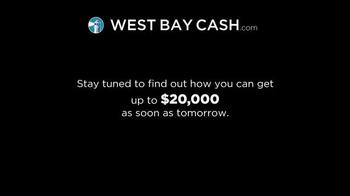 West Bay Cash TV Spot, 'If You Need Cash' - Thumbnail 1