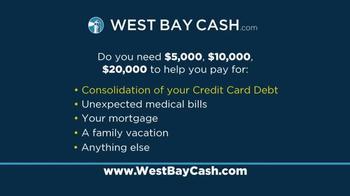 West Bay Cash TV Spot, 'If You Need Cash' - Thumbnail 3