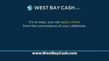 West Bay Cash TV Spot, 'If You Need Cash' - Thumbnail 6