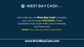 West Bay Cash TV Spot, 'If You Need Cash' - Thumbnail 7