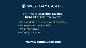 West Bay Cash TV Spot, 'If You Need Cash' - Thumbnail 9